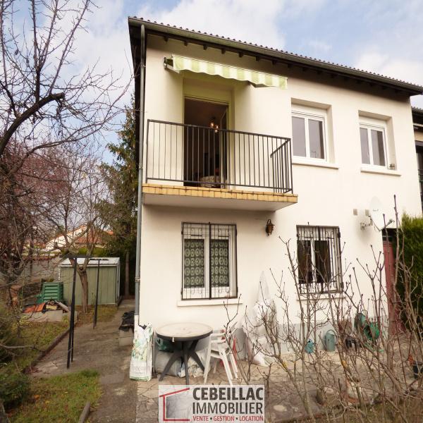 Offres de vente Maison Cébazat 63118