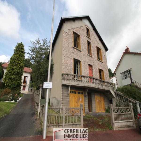 Offres de vente Maison Saint-Éloy-les-Mines 63700