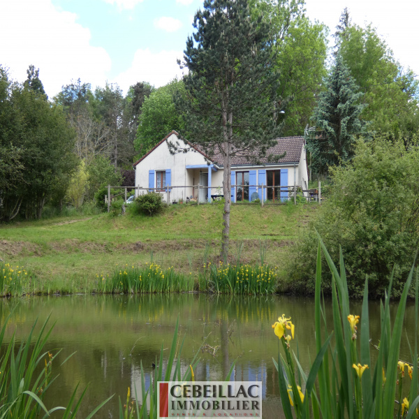 Offres de vente Maison Lezoux 63190