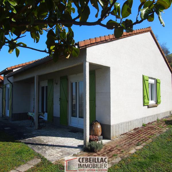 Offres de vente Maison La Roche-Noire 63800