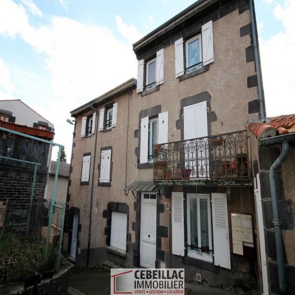 Offres de vente Immeuble Clermont-Ferrand 63000