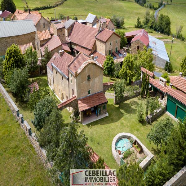 Offres de vente Maison Issoire 63500