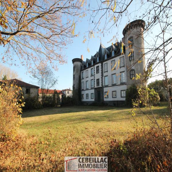 Offres de vente Château Clermont-Ferrand 63000