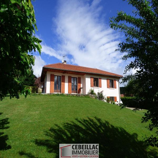 Offres de vente Maison Chanonat 63450