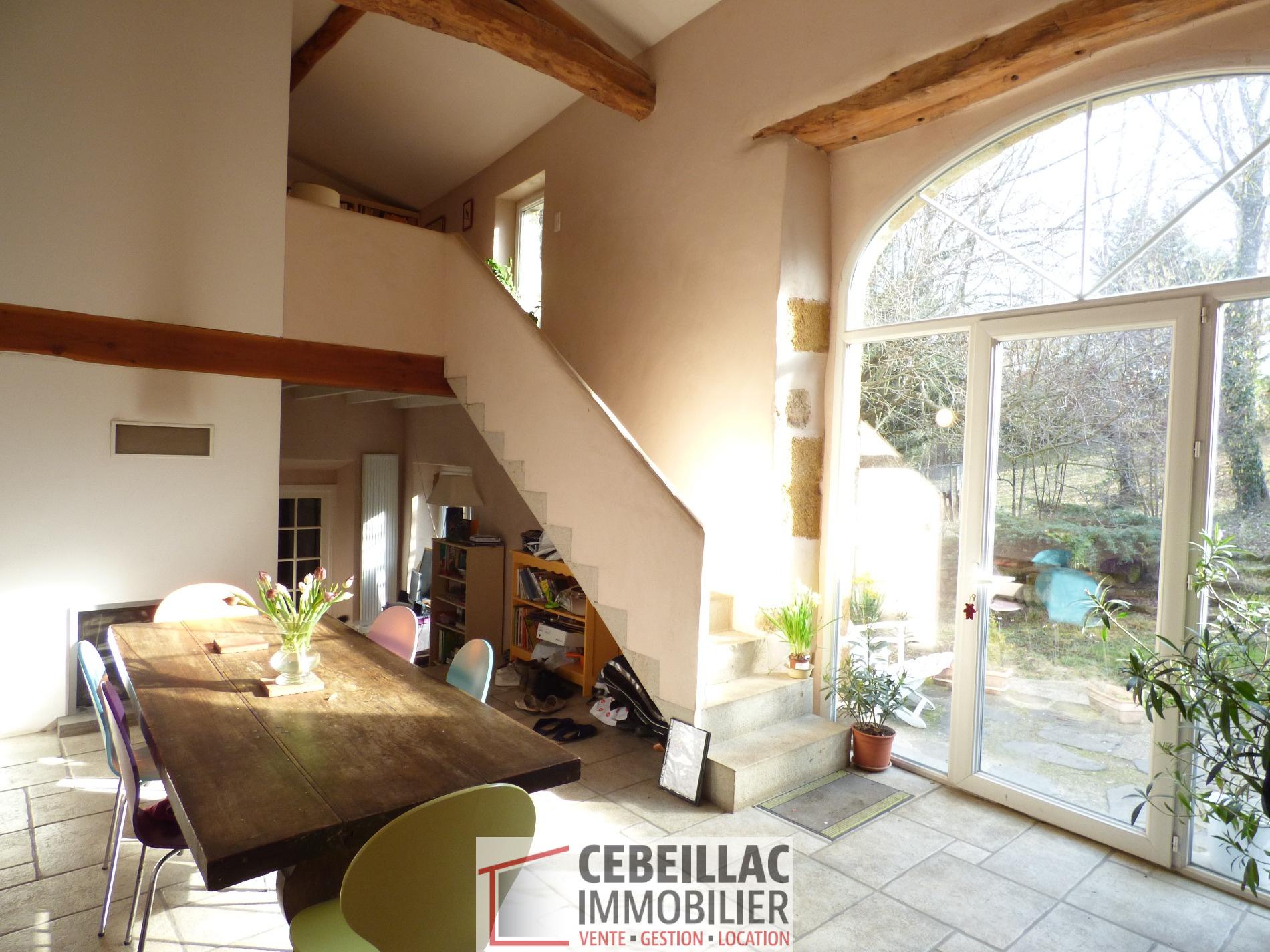 Offres de vente Maison Vic-le-Comte 63270
