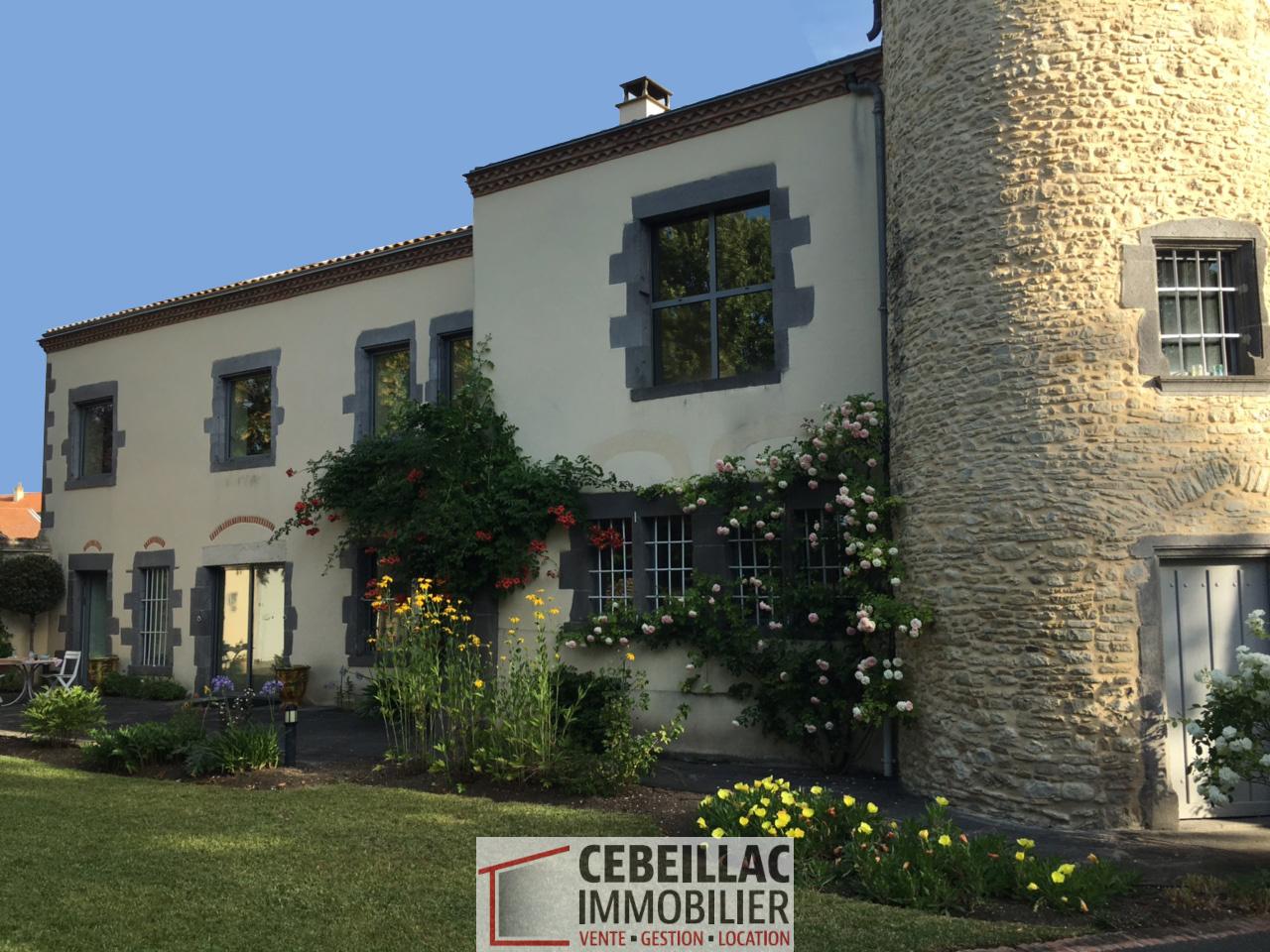 Vente maison clermont ferrand 63000 sur le partenaire - Maison jardin nantes clermont ferrand ...
